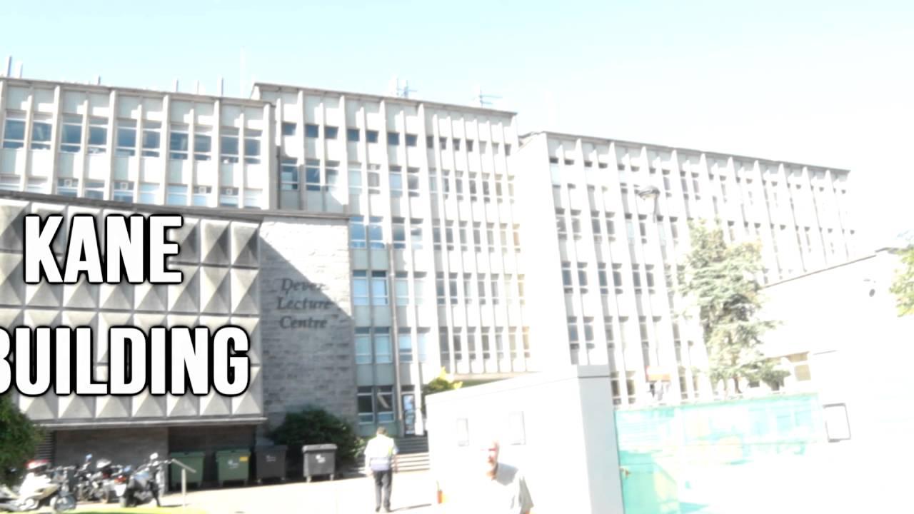 University college cork kane building
