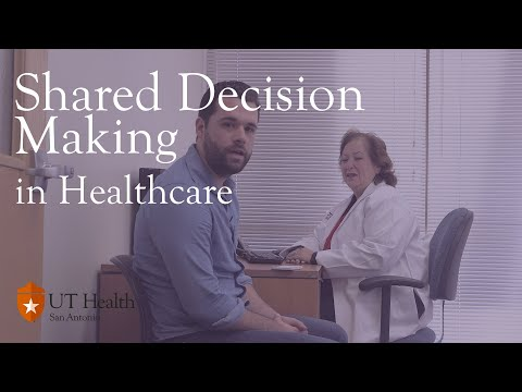 Shared Decision Making in Healthcare