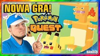 NOWA GRA! #1 Zagrajmy w Pokemon QUEST na Nintendo Switch
