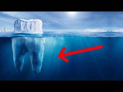 УЧЁНЫЕ В ШОКЕ - Угроза Всемирного потопа: ледник Пайн-Айленд в Антарктиде дал трещину