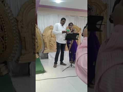 Ennenno Janmala bandham song by ambeka