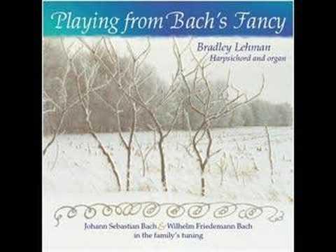 Bach: Sinfonia (3-part invention) in G minor -Bradley Lehman