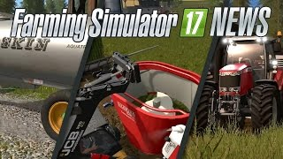 Farming Simulator 17 NEWS #9 | Gameplay 2, Bétail et beaucoup de news !