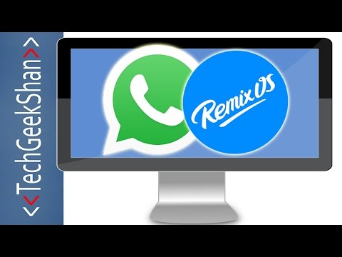 install-whatsapp-in-remix-os