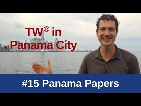 #15: Die Wahrheit über die Panama Papers | TW® in Panama City