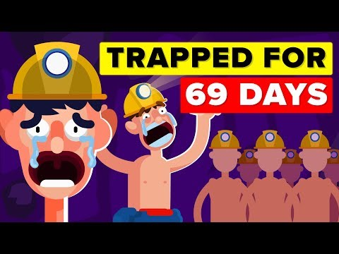 Trapped In A Collapsed Mine For 69 Days