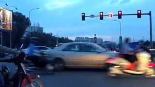 Traffic in Phnom Penh in the evening | Khmer breaking news today | Cambodia Hot News 2014