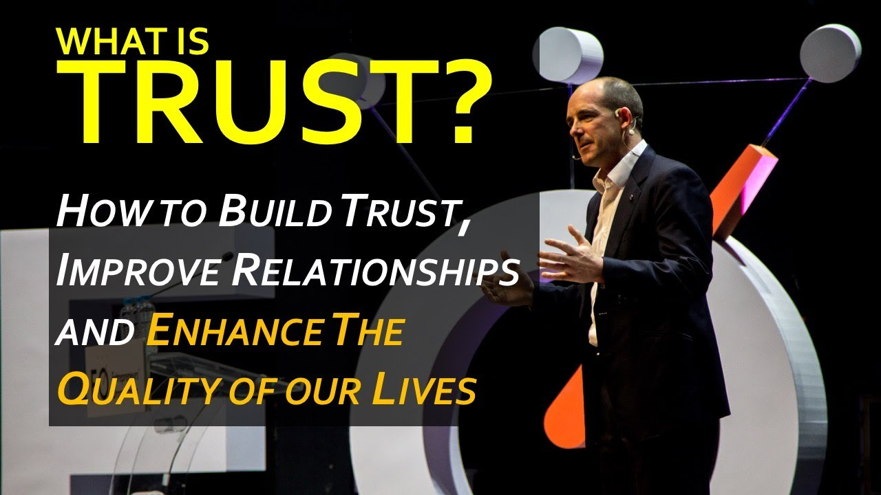 5 ways build trust relationships life love work