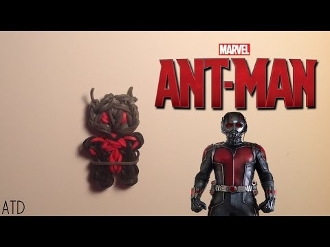 Rainbow Loom Ant-Man Charm | Marvel's Ant-Man [Tidbits Series]