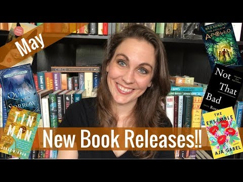 Even MORE New Book Releases!!   May   2018   Kendra Winchester