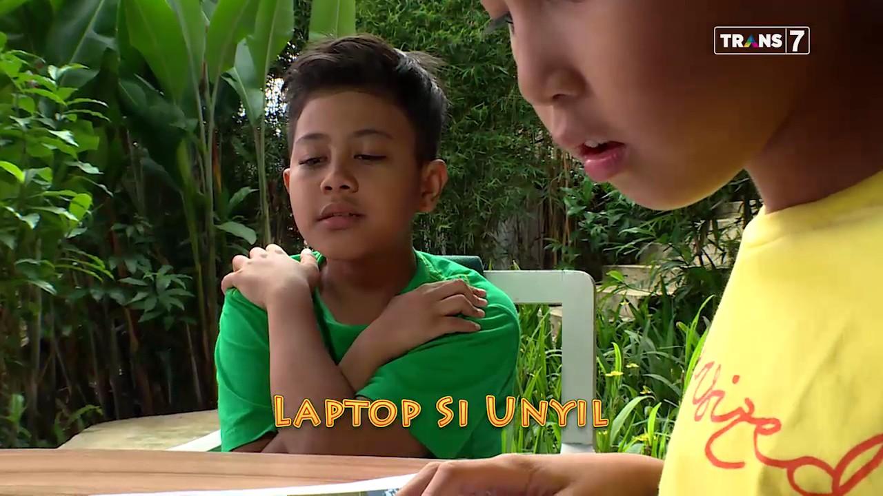 Laptop Si Unyil - JAGA KESEHATAN DARI RUMAH (PROMO)