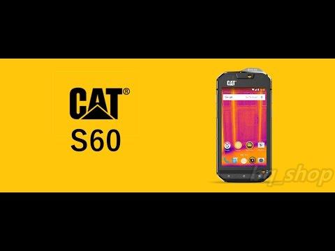 CATAPILLAR CAT S60 Black 32GB 3GB RAM International Version OPEN BOX