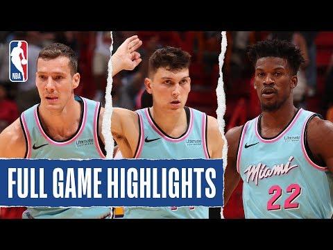 WARRIORS at HEAT | FULL GAME HIGHLIGHTS | November 29, 2019