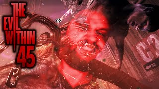 THE EVIL WITHIN [4K] #045 - ICH REGE MICH NICHT AUF!!1! ★ Let's Play The Evil Within