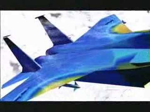 X-31 3D thrust vectoring