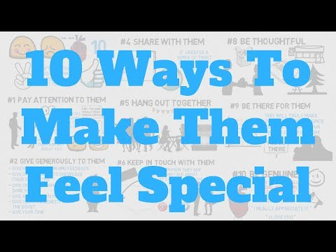 Download How To Make Someone Feel Special Mp4 baru