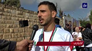 اليرموك تفوز بمارثون جرش السياحي الأول