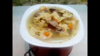 Суп самый вкусный и доступный в мире