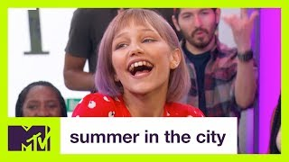 Grace VanderWaal Answers 2004 Pop Culture Trivia | Summer in the City | MTV