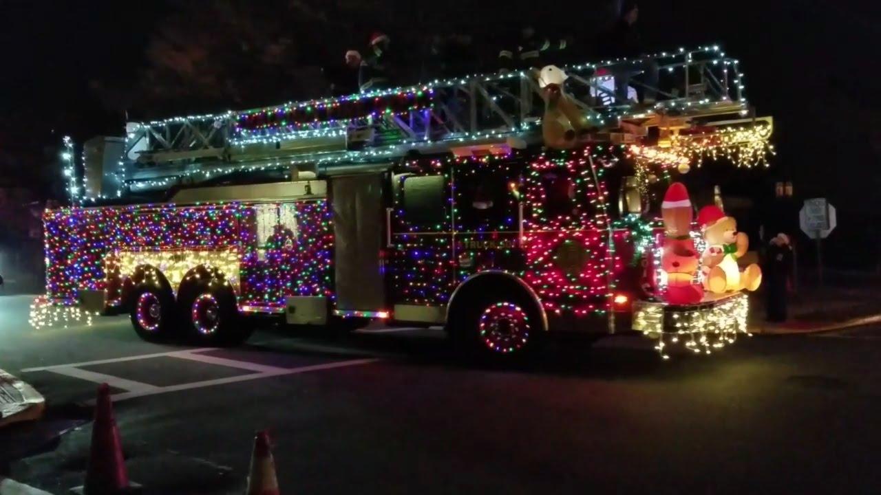 Wallington, Nj Christmas Parade 2020 Wallington New Jersey Fire Department Christmas Parade 2016 P 2
