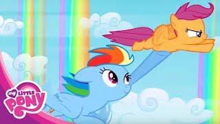 Мультики Дружба - это чудо про Пони - Неспящие в Понивиле