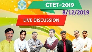 ctet dec 2019 paper solution live session by perfect academy.
