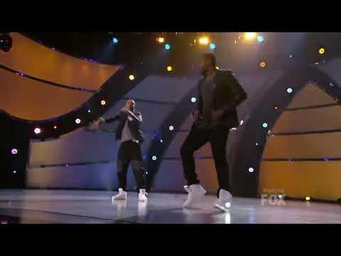 Fik Shun and Twitch  So you think you can dance season 10 finale