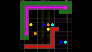Flow Free Extreme Pack 12x12 Level 7