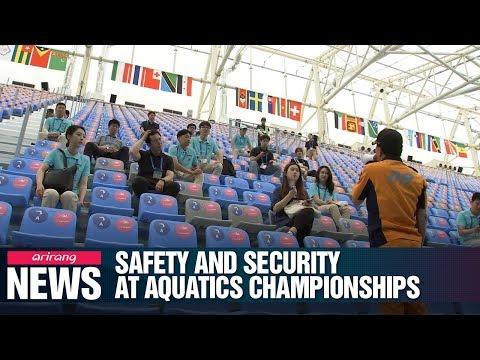 Emergency drills conducted in Gwangju to make sure FINA World Aquatics Championships ...