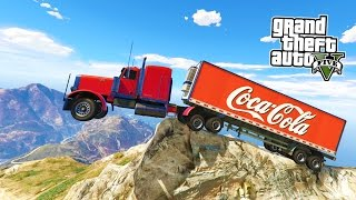 GTA 5 PC Mods - PLAY AS A TRUCKER MOD #3! GTA 5 Trucking Mod Gameplay! (GTA 5 Mods Gameplay)