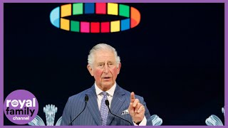 Prince Charles Delivers Heartfelt Speech on the Environment in Davos