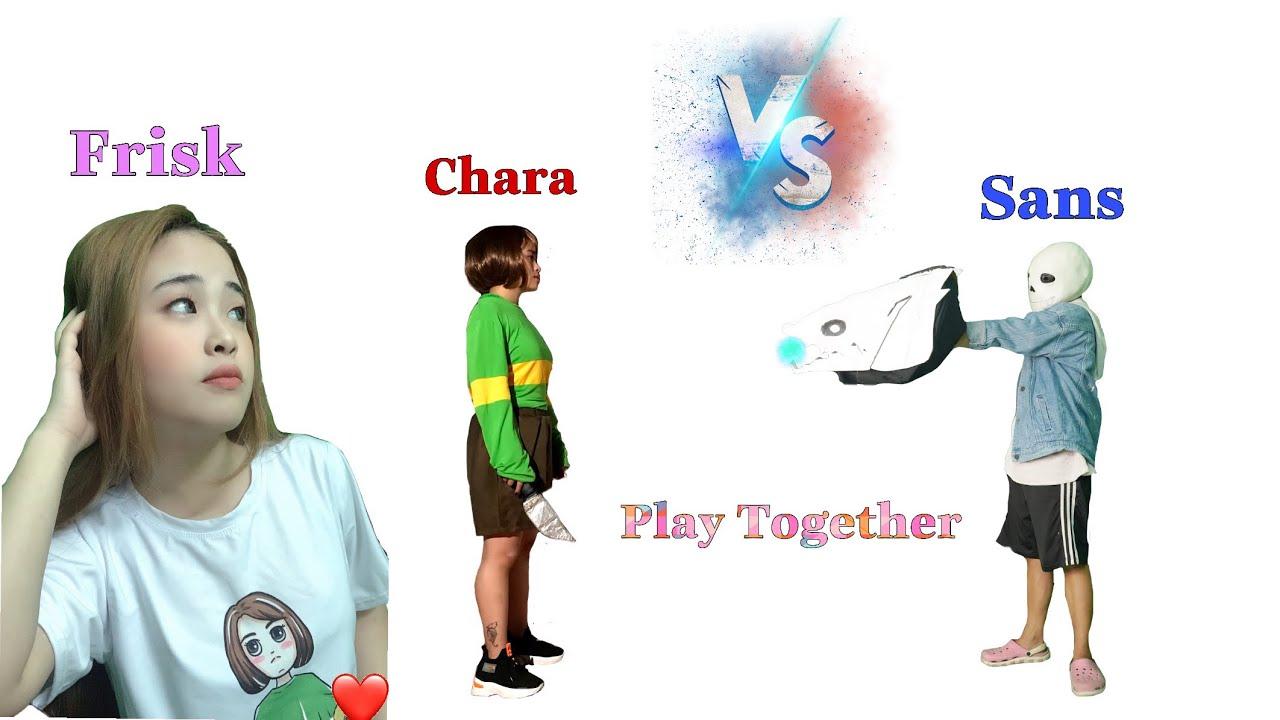 Download PHÁP SƯ GANGSTER GAME [TẬP 1] Sans Đối Đầu Với Chara (Game Play Together)
