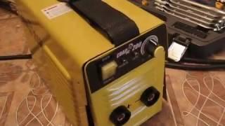 видео Схема сварочного аппарата инверторного типа, инструкция по ремонту
