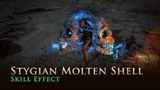 Path of Exile: Stygian Molten Shell