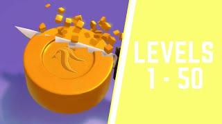 Soap Cutting Game Walkthrough Level 1-50