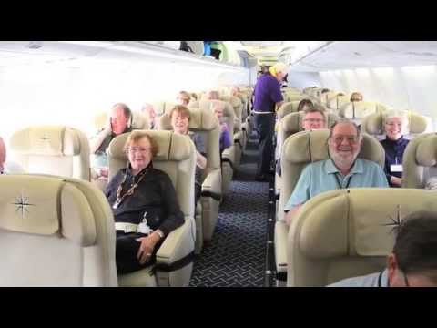 TCS Private Jet Travel | Seattle Video Agency