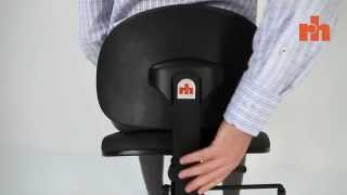 Rh Support Chair Stool Operating Instructions