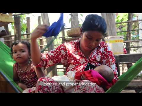 Training public healthcare providers in Cambodia: Eng Pov's story