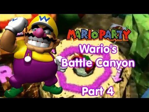 Mario Party! Wario's Battle Canyon - Part 4