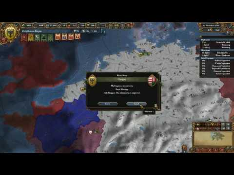 EU4 - Habsburg Converted Game 1