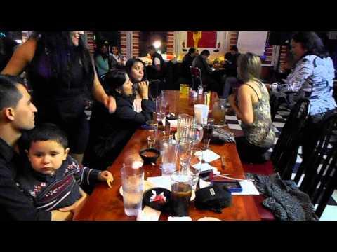 Familia Esparza Silva Karaoke El Lorito 3