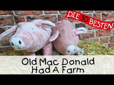 Old Mac Donald Had A Farm - Singen, Tanzen und Bewegen || Kinderlieder