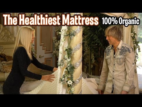 100% Organic Mattress The Best Most Natural Healthy Bed