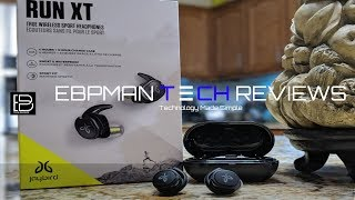 Jaybird Run XT True Wireless Headphones   Are they worth it?   Unboxing and Call Quality Test