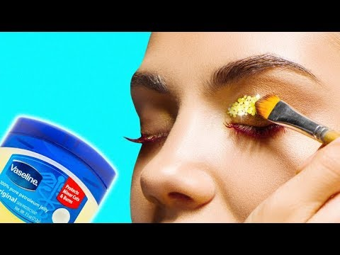 20 BEAUTY HACKS YOU SHOULD HAVE KNOWN EARLIER