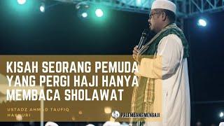 Kisah Seorang Pemuda Yang Pergi Haji Hanya
