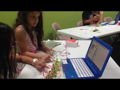 Engineering For Kids Summer Camp: Hardware engineering