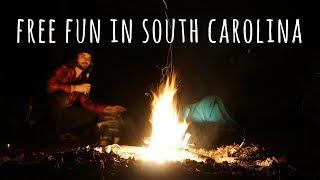 Free Fun in South Carolina - No Van, No Problem 2 -  Ramblin' Dawgs