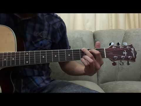 Primeira Música Fácil no Violão para Iniciantes -  Aula Simplificada