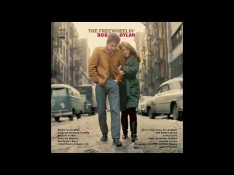 Bob Dylan - Talkin' John Birch Society Blues